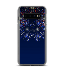 Festive Patriotic 4th of July Fireworks Phone Case