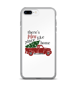 Theres Snow Place Like Home Christmas Phone Case