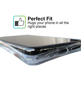 Perfect fit that hugs your phone