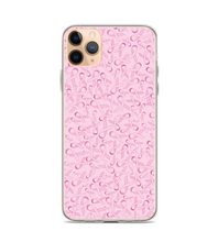 October Breast Cancer Awareness Ribbon Phone Case
