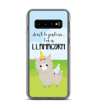 Im A Llama Corn Print Pattern Phone Case