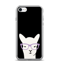 Llama Glasses Smart Pattern Phone Case