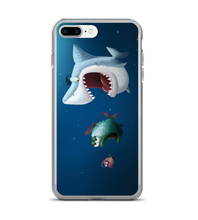 Fish Eat Fish Phone Case