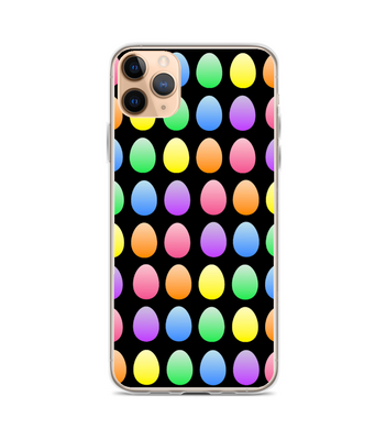 Easter Egg Chicks Print Pattern Phone Case