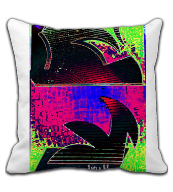 Throw Pillow Furure