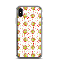 Gingerbread House Christmas Pattern Print Phone Case