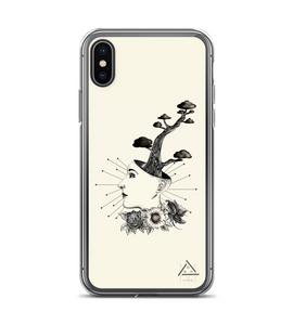 build your dreams bonsai thoughts mind feminine surreal flowers Phone Case