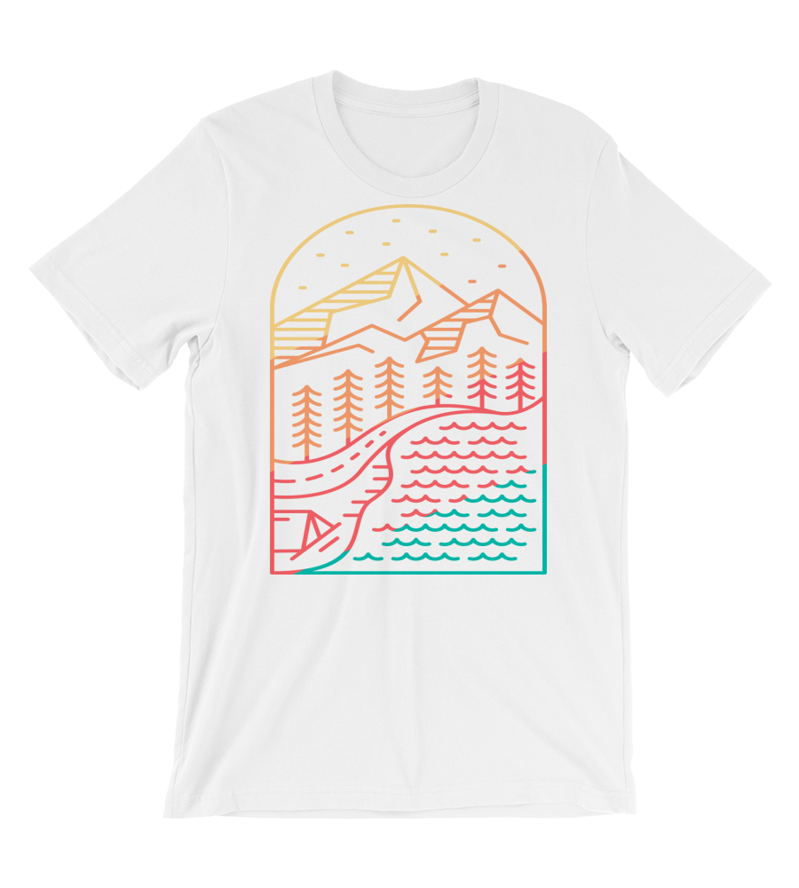 T-Shirt Adventurer_Destination
