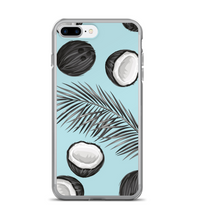 Coconut Palm Tree Leaves Phone Case