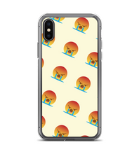 The angry react emoji rage with tears sobbing into heart deep Phone Case