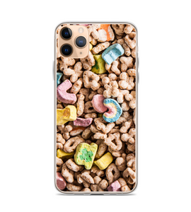 Lucky Charms Cereal Print Pattern Phone Case