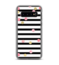 Polka Dot Stripe Print Pattern Phone Case