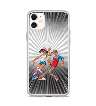 street_dance_BW_BG Phone Case