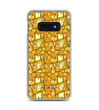 Mosaic. Art made by hand and finished digitally. Phone Case