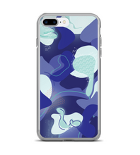Abstract pattern seamless colorful Bright Phone Case