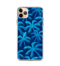 Palm Trees Ocean Print Phone Case