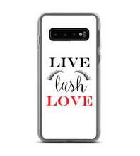 Live Lash Love Phone Case