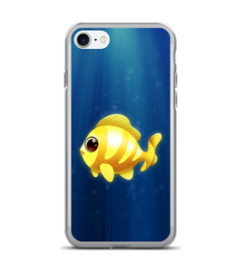 Gold fish Phone Case