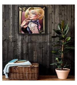 Framed Poster Android 18