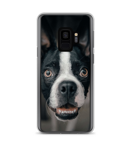 Dog Boston terrier Phone Case