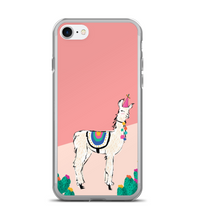 Birthday Llama Alpaca Phone Case