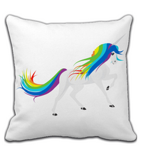 Throw Pillow Magic_Unicorn