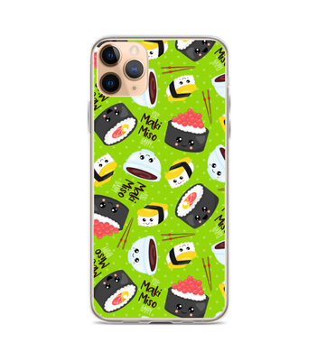 You Maki Miso Happy Sushi Meme Print Phone Case