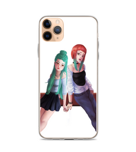 phone case couple girls love is love Phone Case