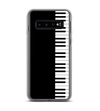 Piano Keys Print Pattern Phone Case