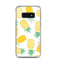 Pineapple Print Pattern Phone Case