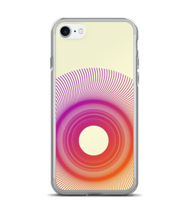 abstract eye Phone Case