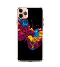 Butterfly Print Phone Case