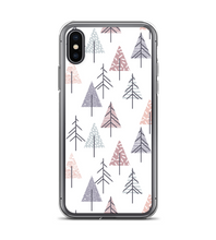 Christmas Tree Print Phone Case