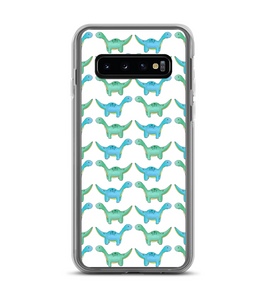 Long Necked Dinosaur Phone Case