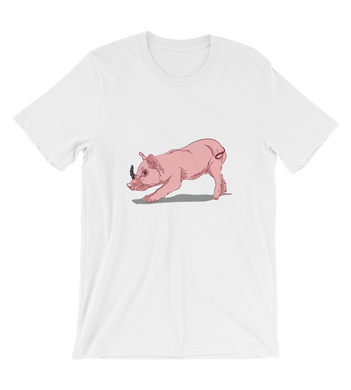 T-Shirt Pig Unicorn