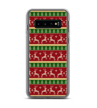 Christmas Ugly Sweater Pattern Phone Case
