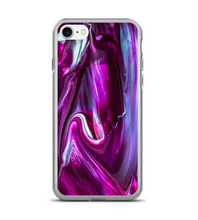 Marble Violet Phone Case