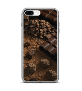 Chocolate Bar Chips Truffle Print Phone Case