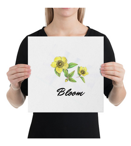 Canvas Bloom