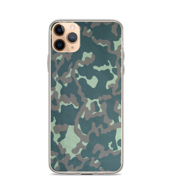 Oak Pattern Military Army Camouflage Phone Case