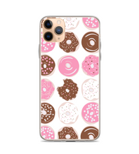 Donuts Print Phone Case