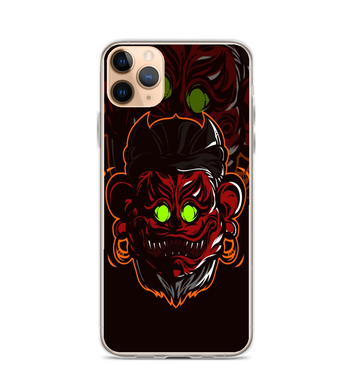 Indonesian ghost Gendruwo Phone Case
