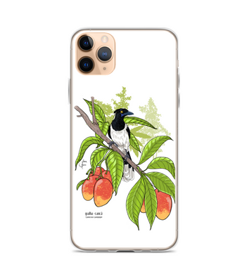 birds animal art beauty natural Phone Case