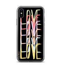 Love! Art made by hand and digitally finalized. Phone Case