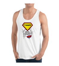 Tank Top I a teach! And you, what's your superpower? T-shirt for your favorite teacher.
