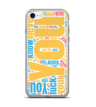 letter wall Phone Case