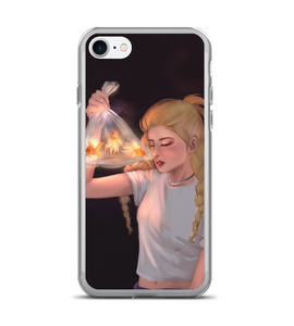 Phone Case GoldFish girl Phone Case