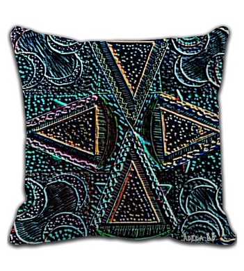 Throw Pillow Noturno