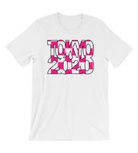 T-Shirt Olympics 2020 Paralympics Tokyo sports competition Japan summer games winner podium medal