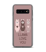 Llama Love You Heart Phone Case